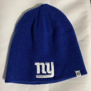 New York Giants Beanie